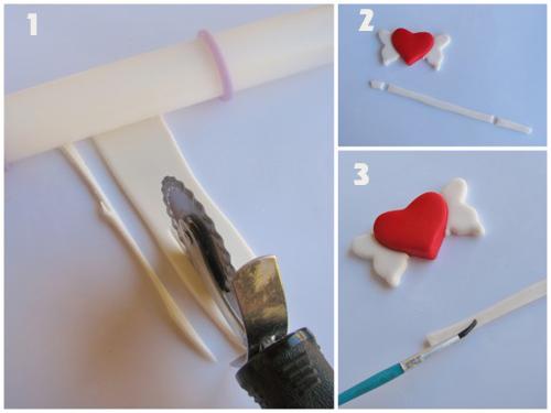 trang tri cupcake tinh tu cho valentine - 7