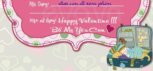 """hoc lom qua valentine """"doc"""" cua me nam - 4"""