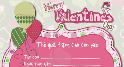 """hoc lom qua valentine """"doc"""" cua me nam - 1"""