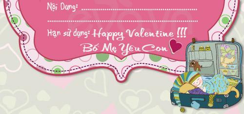 """hoc lom qua valentine """"doc"""" cua me nam - 2"""