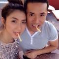 Làng sao - Ngọc Quyên và chồng đón Valentine trên đất Mỹ