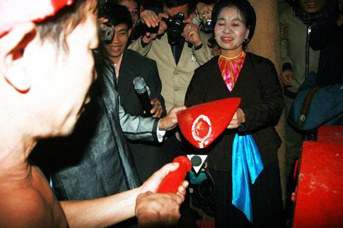 """""""chuyen trai gai"""" tai le hoi tao bao nhat vn - 4"""