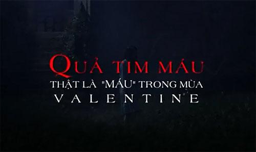 dan sao qua tim mau chuc valentine that... mau - 3