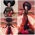 Thời trang - Trương Thị May mặc áo dài bằng tóc 200 triệu