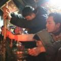 Khai ấn Đền Trần: Trèo lên bàn thờ để cầu may