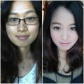 Làm đẹp - 14-2: Gái xấu thành gái xinh nhờ trang điểm