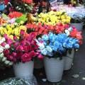 Mua sắm - Giá cả - Valentine: Giá hoa tươi thay đổi từng giờ