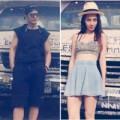 Làng sao - Huỳnh Hiểu Minh và bạn gái đi du lịch cùng nhau