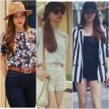 Thời trang - Hà Hồ biến hóa mỗi ngày với mũ phong cách