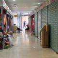Mua sắm - Giá cả - Chợ, trung tâm thương mại vắng hoe sau Tết