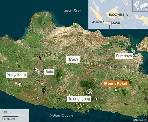indonesia: nui lua bat ngo phun trao, 3 nguoi chet - 4