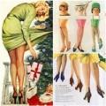Thời trang - Lịch sử 'tiến hóa' của những đôi tất chân