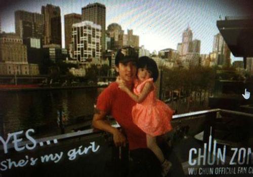 ngo ton lan dau chinh thuc khoe anh con gai - 3