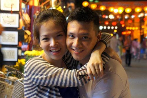 mc dan le hanh phuc ben chong va con trai - 6