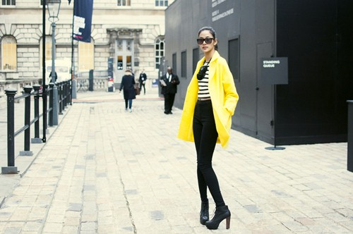 "hoang thuy duoc elle uk chu y nho street style cuc ""chat"" - 11"