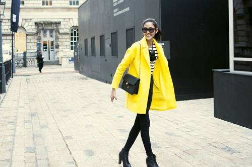 "hoang thuy duoc elle uk chu y nho street style cuc ""chat"" - 12"