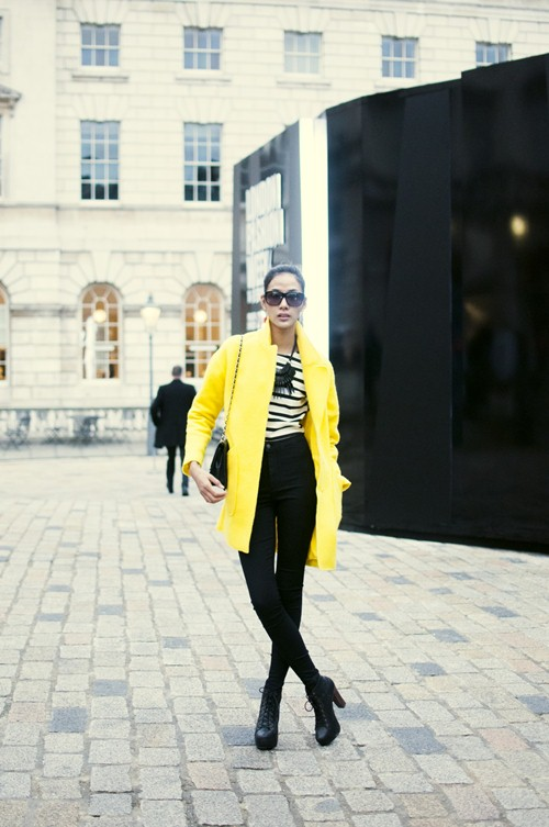 "hoang thuy duoc elle uk chu y nho street style cuc ""chat"" - 6"