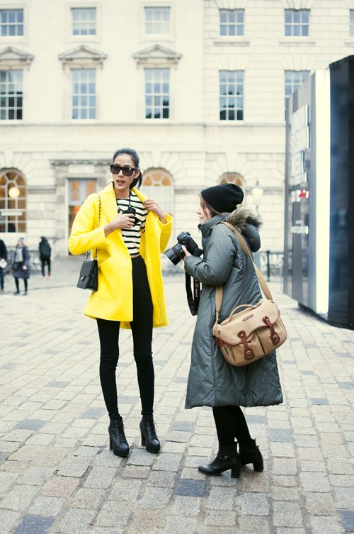 "hoang thuy duoc elle uk chu y nho street style cuc ""chat"" - 7"