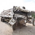 Tin tức - Xe tải và xe khách đâm nhau, 11 người bị thương