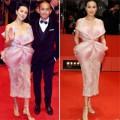 50 tuổi, Lưu Gia Linh vẫn diện váy xuyên thấu
