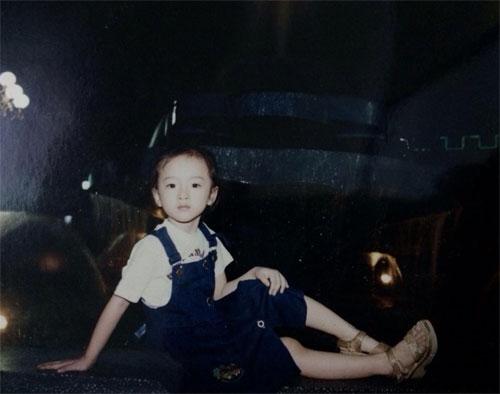 angela phuong trinh khoe anh... be ngoan - 2