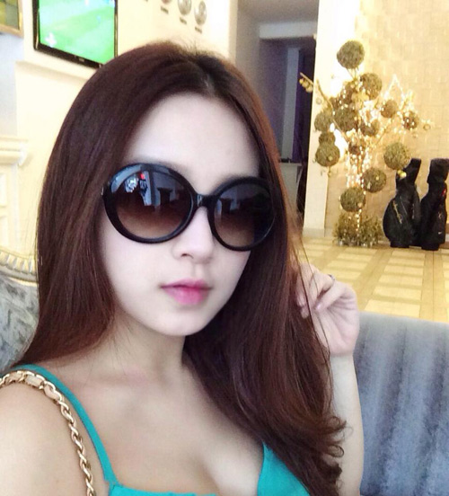 hot girl huyen baby: khac la sau lay chong - 14