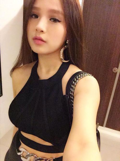 hot girl huyen baby: khac la sau lay chong - 7