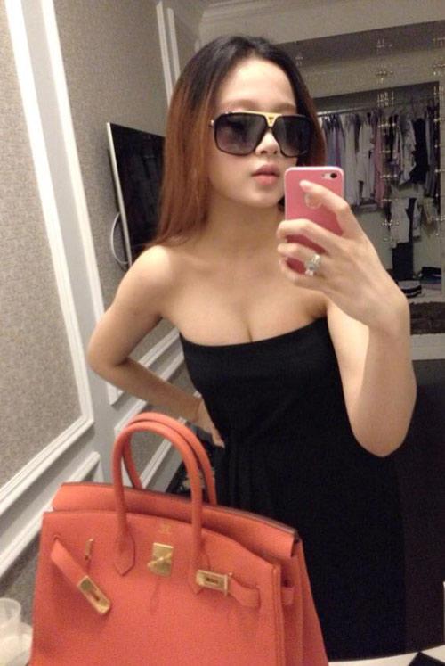 hot girl huyen baby: khac la sau lay chong - 16