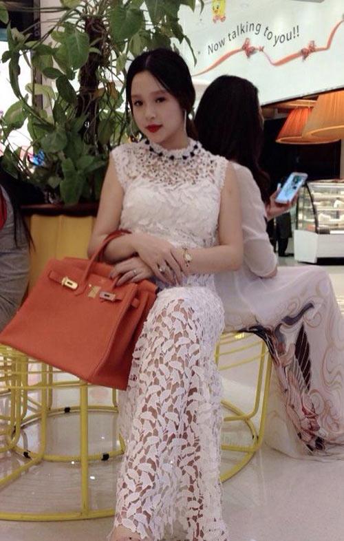 hot girl huyen baby: khac la sau lay chong - 5
