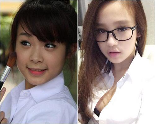 hot girl huyen baby: khac la sau lay chong - 1