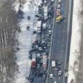Tin tức - Mỹ: Hơn 100 ô tô đâm nhau liên hoàn vì băng tuyết