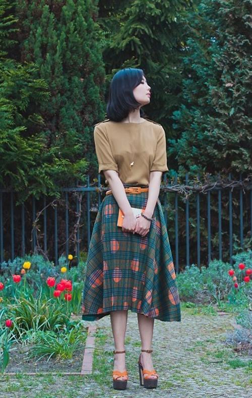 váy di lẽ chùa, ngan den dau la du? - 12