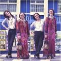 Thời trang - Giới trẻ Châu Á hào hứng hoán đổi style với ông bà