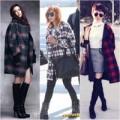 Thời trang - Sao Hàn-Việt nóng theo 'cơn sốt' áo khoác caro