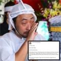 Xúc động tâm sự Nguyễn Quang Dũng viết về cha