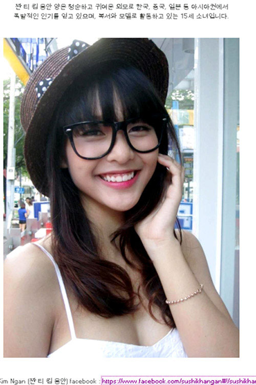 them 1 hot girl viet duoc trung quoc ca ngoi - 1