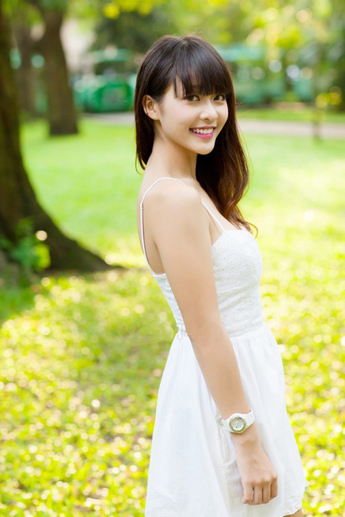 them 1 hot girl viet duoc trung quoc ca ngoi - 9