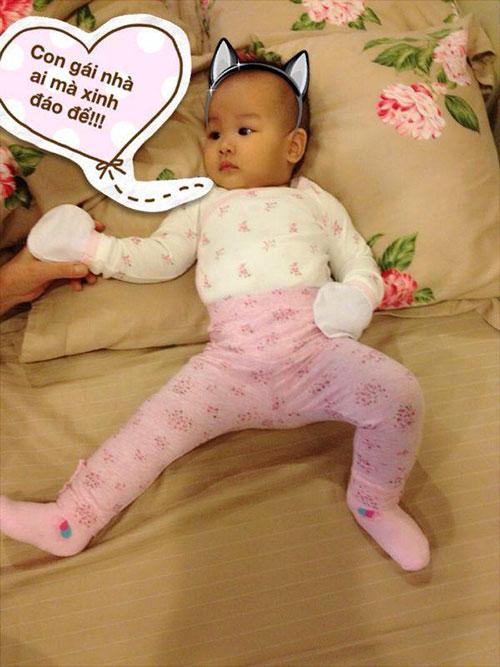 vo chong thuy lam khoe 2 con dang yeu - 2