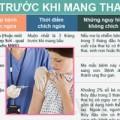 Chuẩn bị mang thai - Vacxin CẦN tiêm phòng trước khi mang bầu