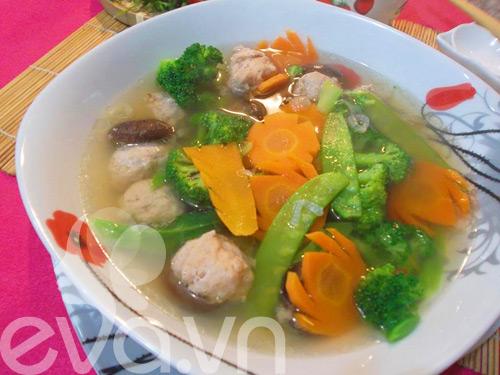 canh nam moc nong hoi ngot thom - 8
