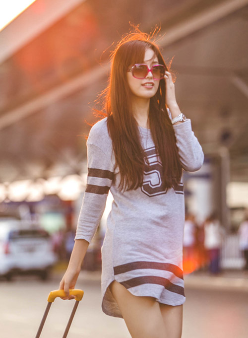 mai phuong thuy: mac dep chang can... quan! - 2