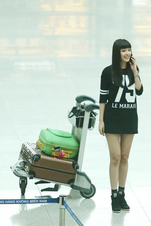 mai phuong thuy: mac dep chang can... quan! - 4