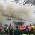Tin tức - Cháy ở làng lụa Vạn Phúc: Hé lộ nguyên nhân