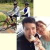 Trịnh Thăng Bình khoe mẹ và chị gái