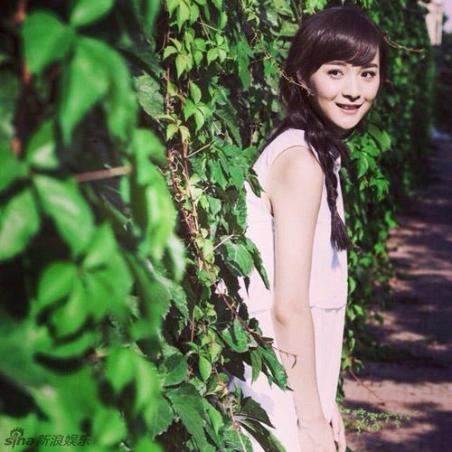Vẻ đẹp hoa khôi viện điện ảnh Bắc Kinh-8