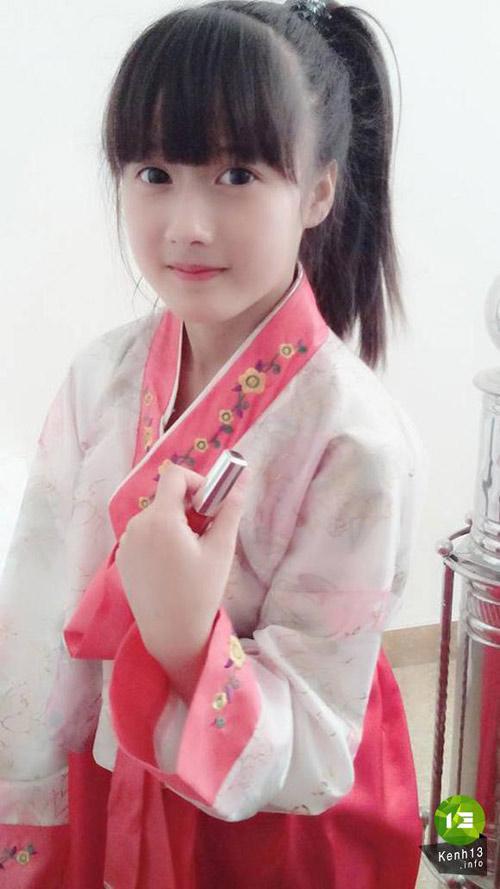 thiéu nũ viẹt xinh tuoi suòn xám, hanbok - 1