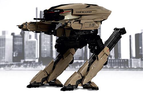 Cùng Eva thưởng thức RoboCop – Cảnh sát người máy - 1