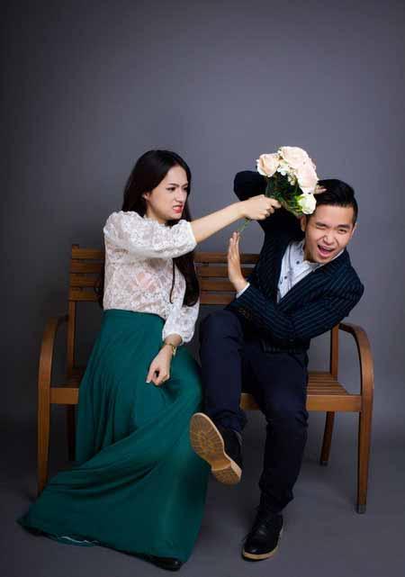 """huong giang idol che hong phuoc """"kem coi"""" - 2"""