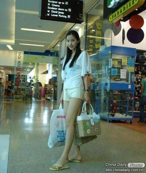 Nữ giảng viên Hàn khiến Trung Quốc xôn xao-5