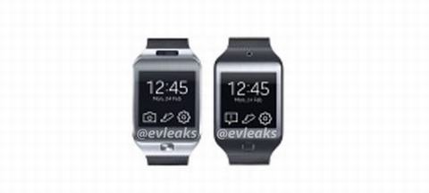lo anh 2 smartwatch cua samsung voi nut home vat ly - 1